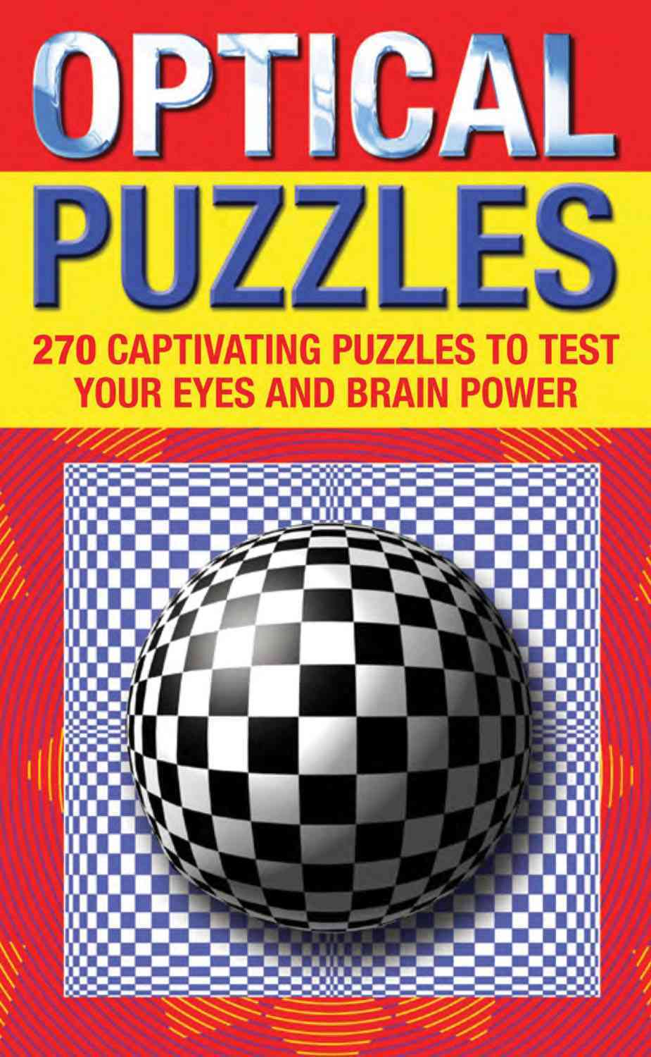 Optical Puzzles By Sarcone, Gianni